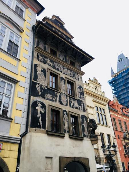 House of the Minute - Renaissance - An Architectural Tour of Prague