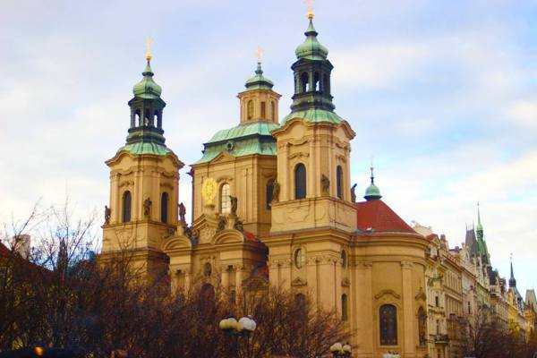 St Nicholas Old Town - Baroque - An Architectural Tour of Prague