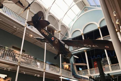 NMS Science and Technology Gallery - A visit to the National Museum in Edinburgh - HH Lifestyle Travel