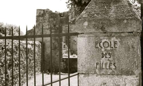 School - A sombre visit to Oradour sur Glane - HH Lifestyle Travel