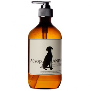 Fancy pet shampoo, Aesop, £25