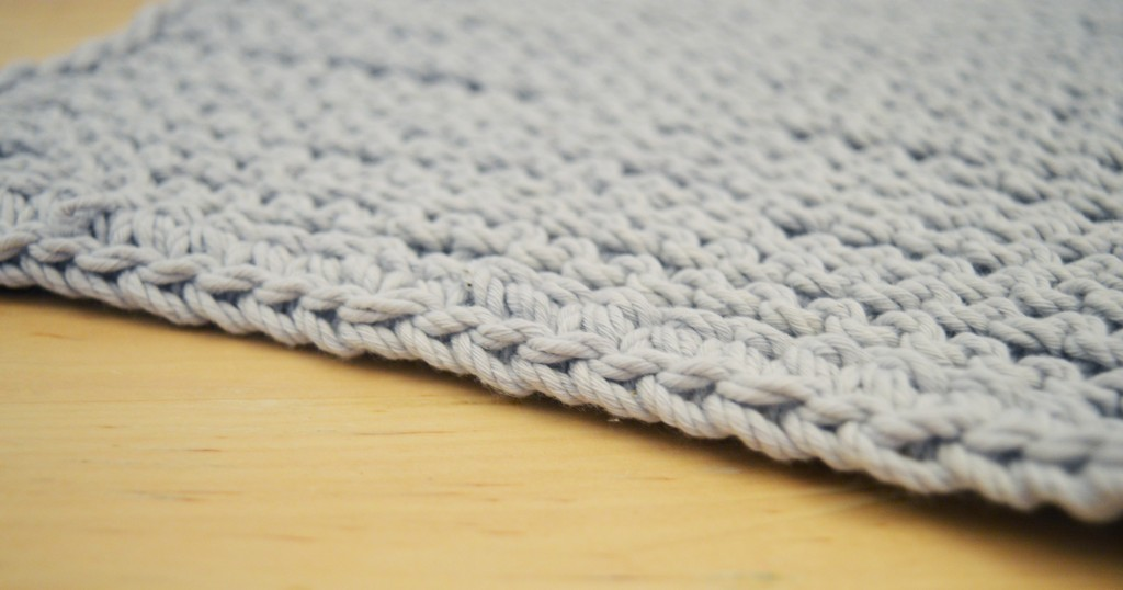 crochet edges