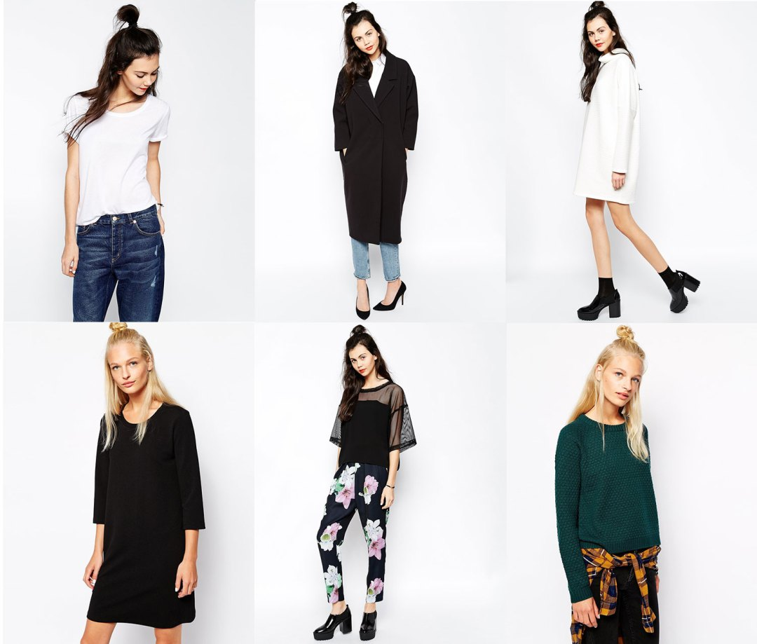 Monki-clothing-selection