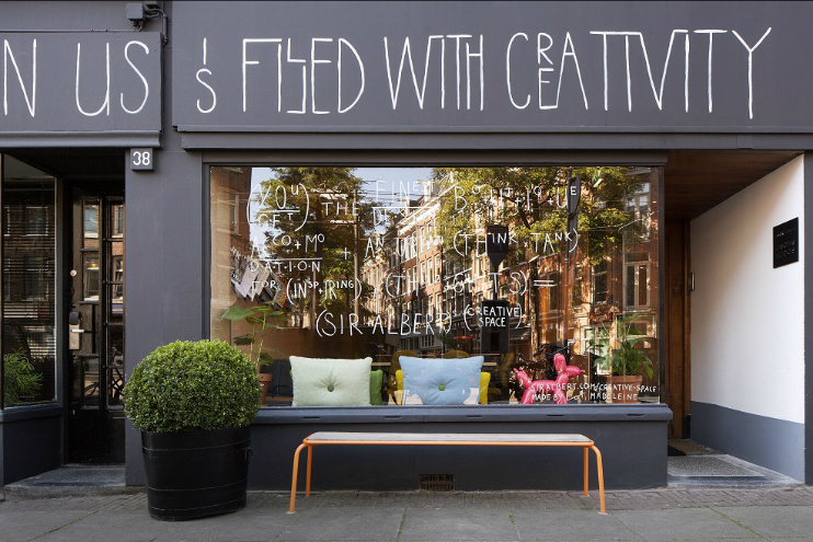 Sir Albert Creative Space