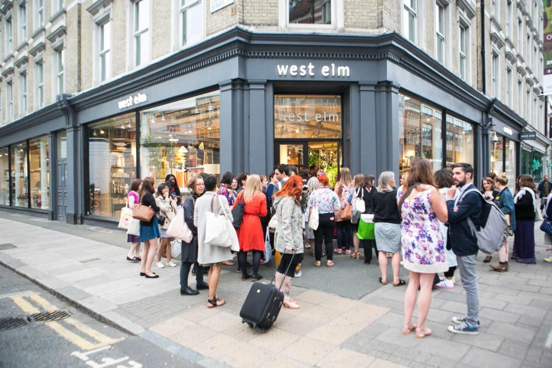 West Elm x Pinterest UK Pintacular at Blogtacular 2015 Official Photos by Piers MacDonald. Thanks Mollie Makes (4)