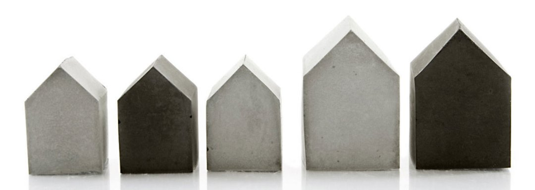 concrete houses