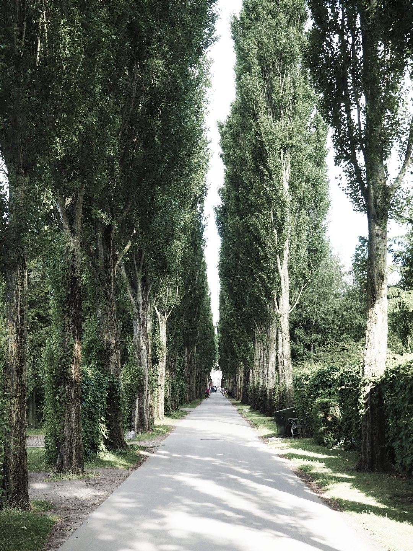 ASSISTENS CEMETARY - Hans Christian Andersen Cemetery Copenhagen