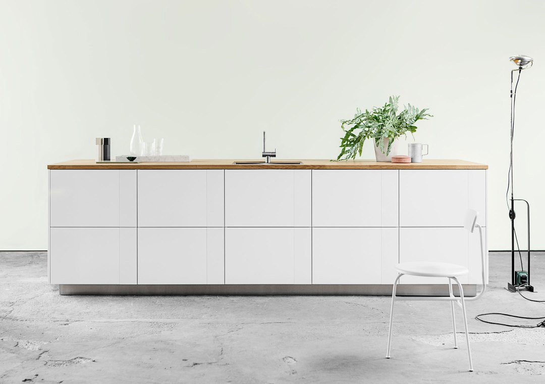 HLA kitchen for REFORM- Henning Larsen Architects