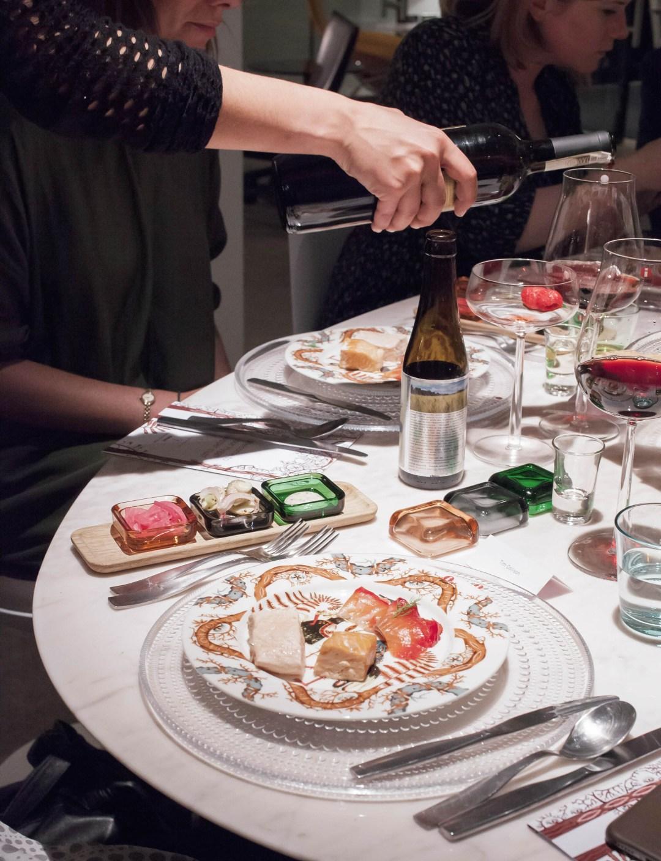 Skandium Hygge feast - Photo by Beth Davis