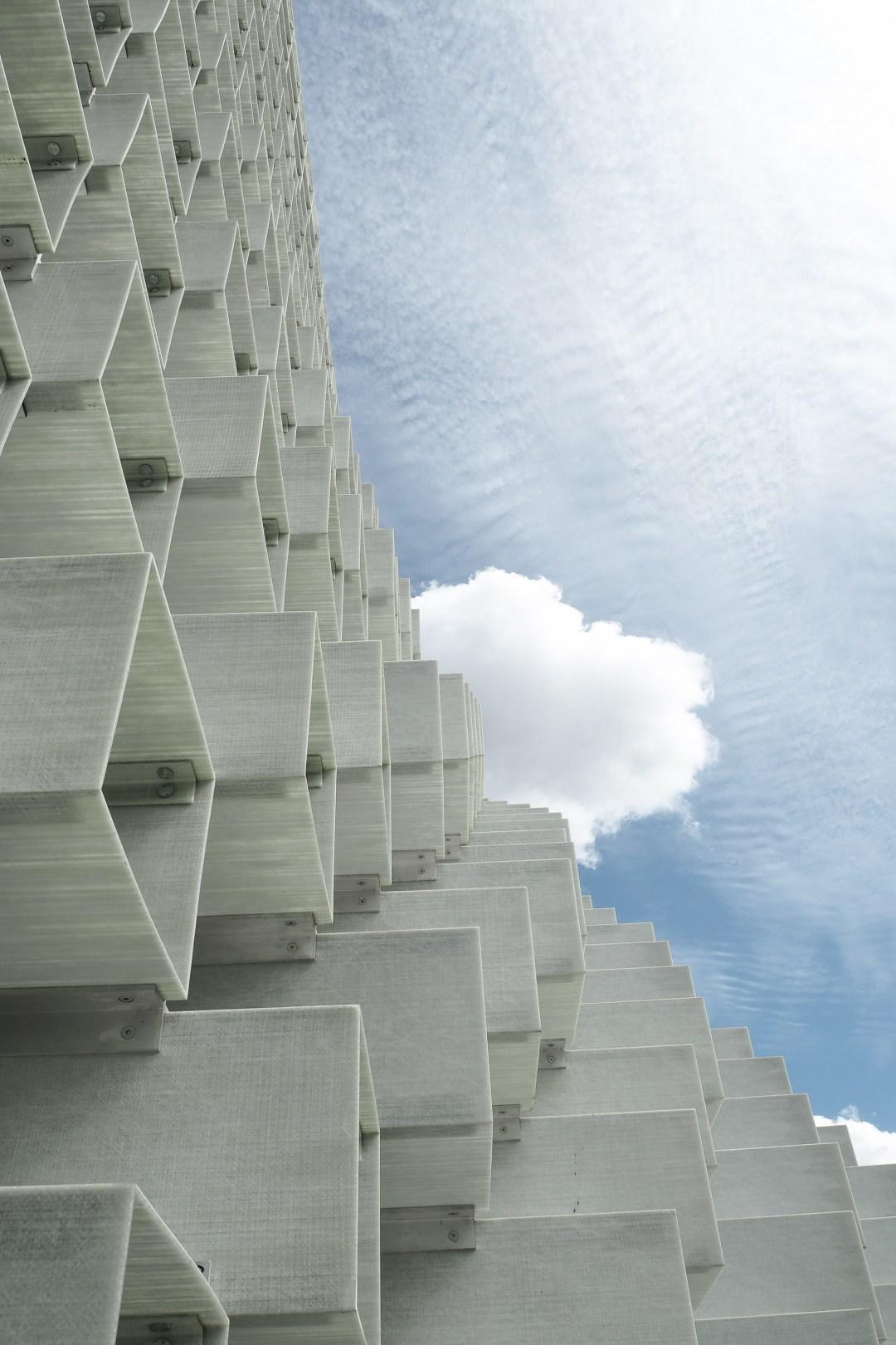 BIG architects at Serpentine Pavilion, danish architecture
