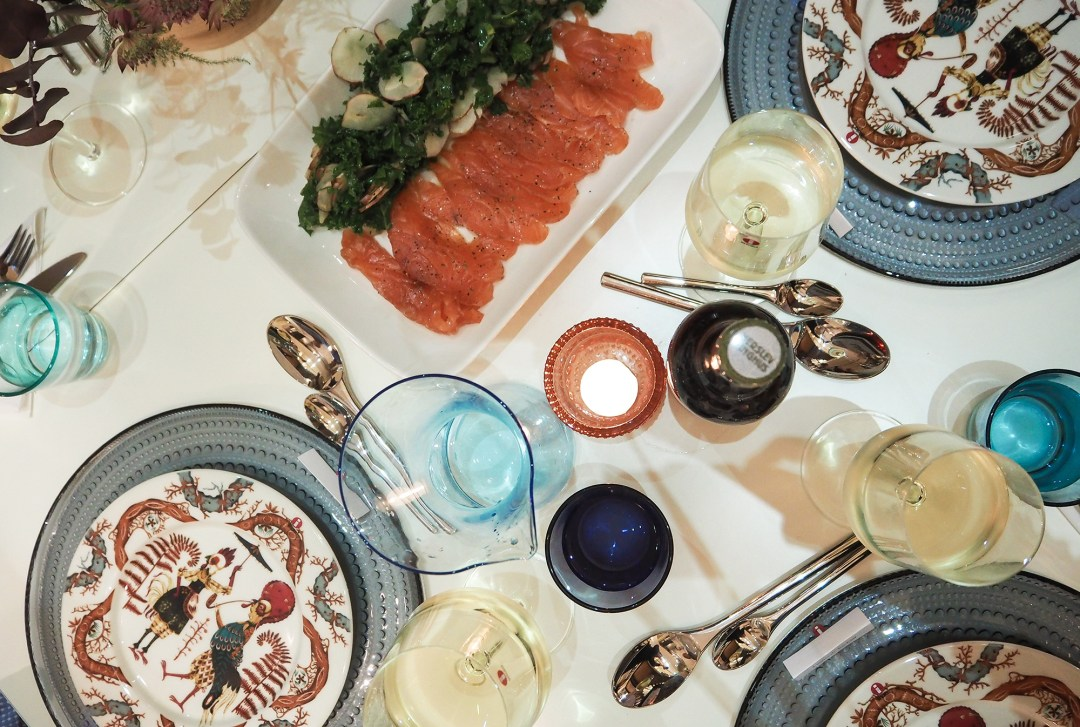 Scandinavian Comfort Food | Skandium Supper Club