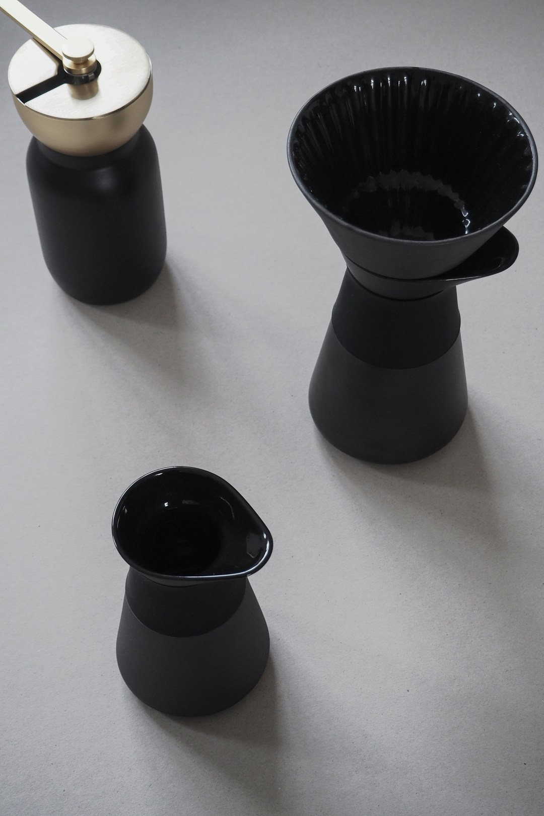 Stelton coffee collection, collar and theo range