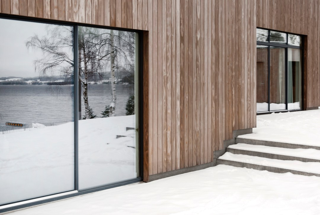 Gjøvik house designed by Norm Architects , Norwegian minimal home