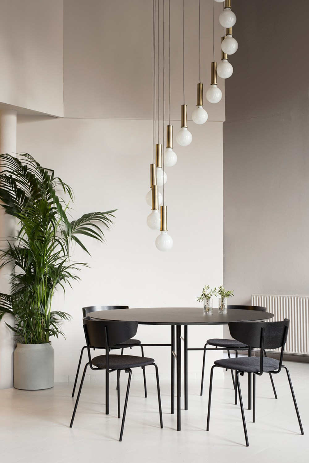 Ferm Living design Copenhagen's Asian fusion restaurant IBU