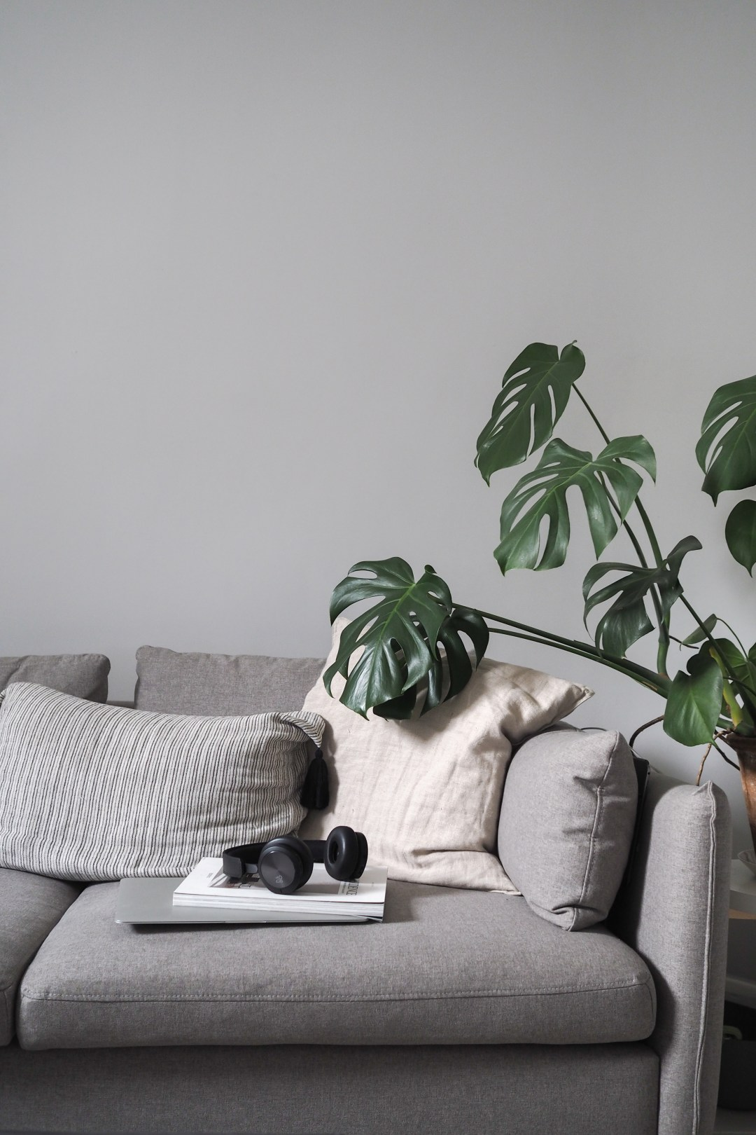 Scandinavian style - a look into the home of Cate St Hill