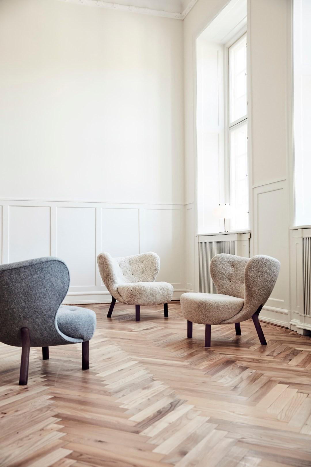 Design classics relaunched - Little Petra by Viggo Boesen 1938