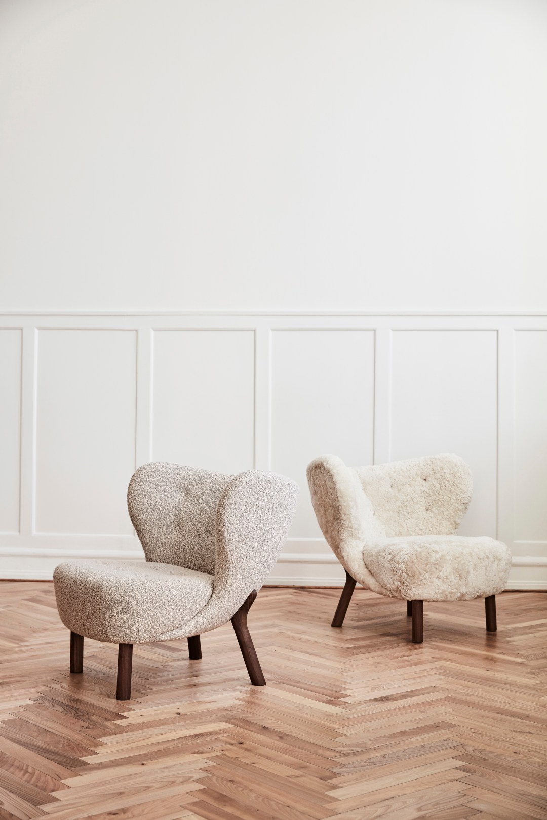 Design classics relaunched - Little Petra by Viggo Boesen 1938
