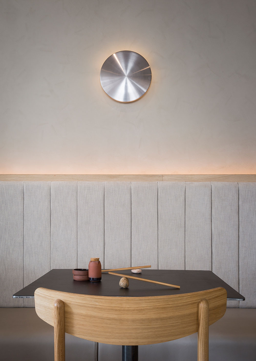 Scandinavian and Japanese aesthetics at London's new Sticks 'n' Sushi restaurant