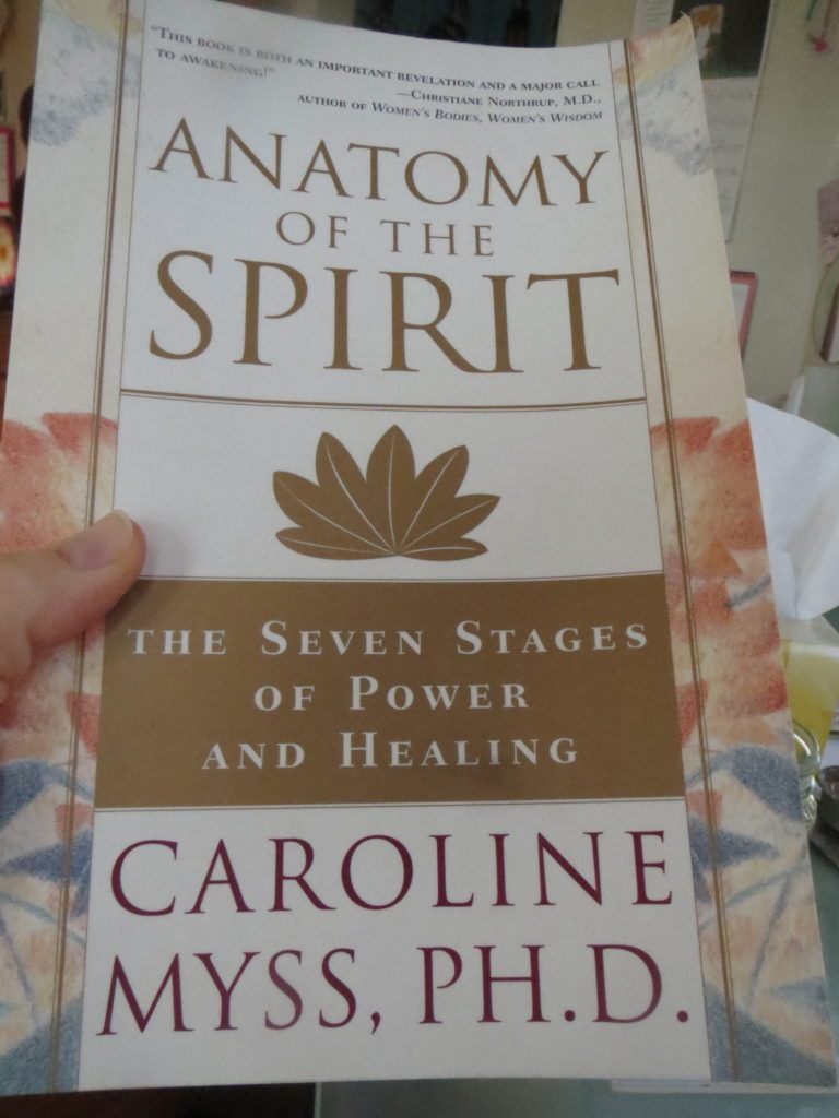 Caroline Myss' Anatomy of the Spirit