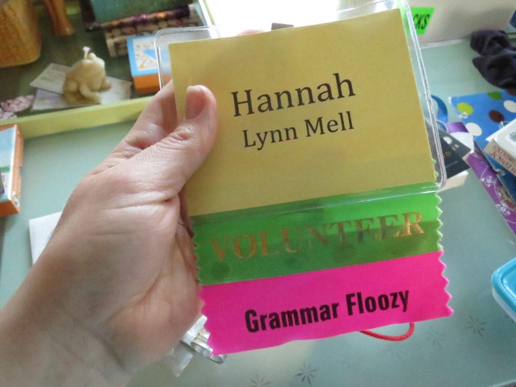 Hannah Lynn Mell, Grammar Floozy