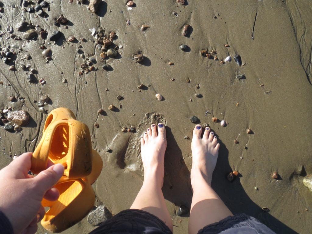 smooth sand