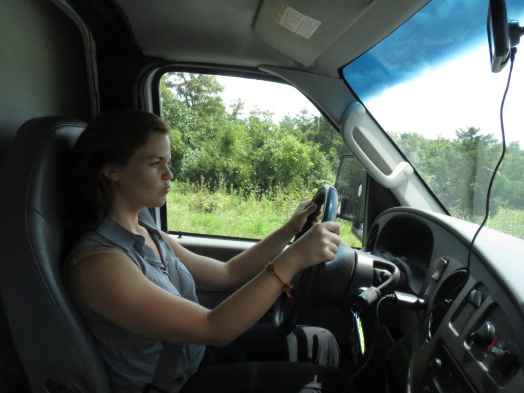 trucker Hannah