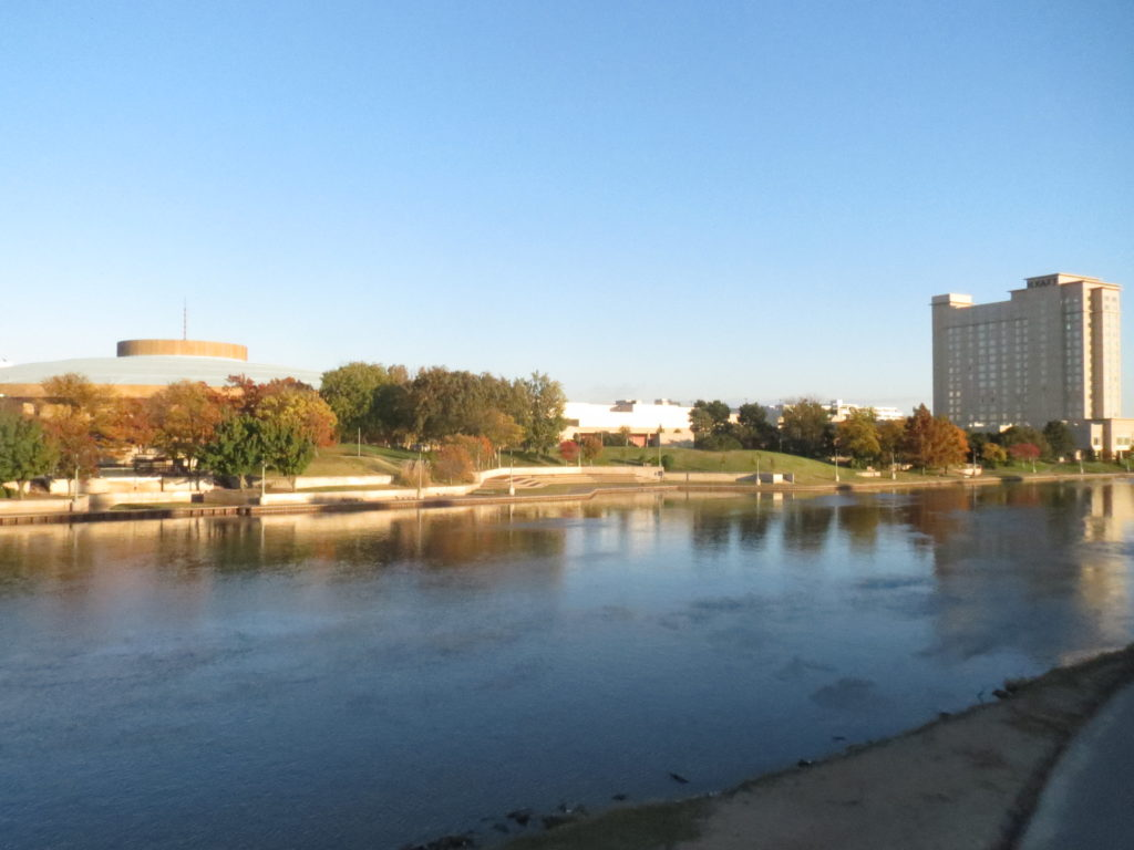 autumn comes to Wichita