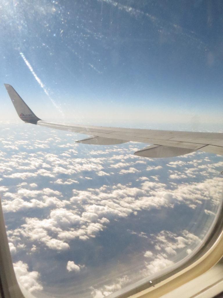 intensified sky