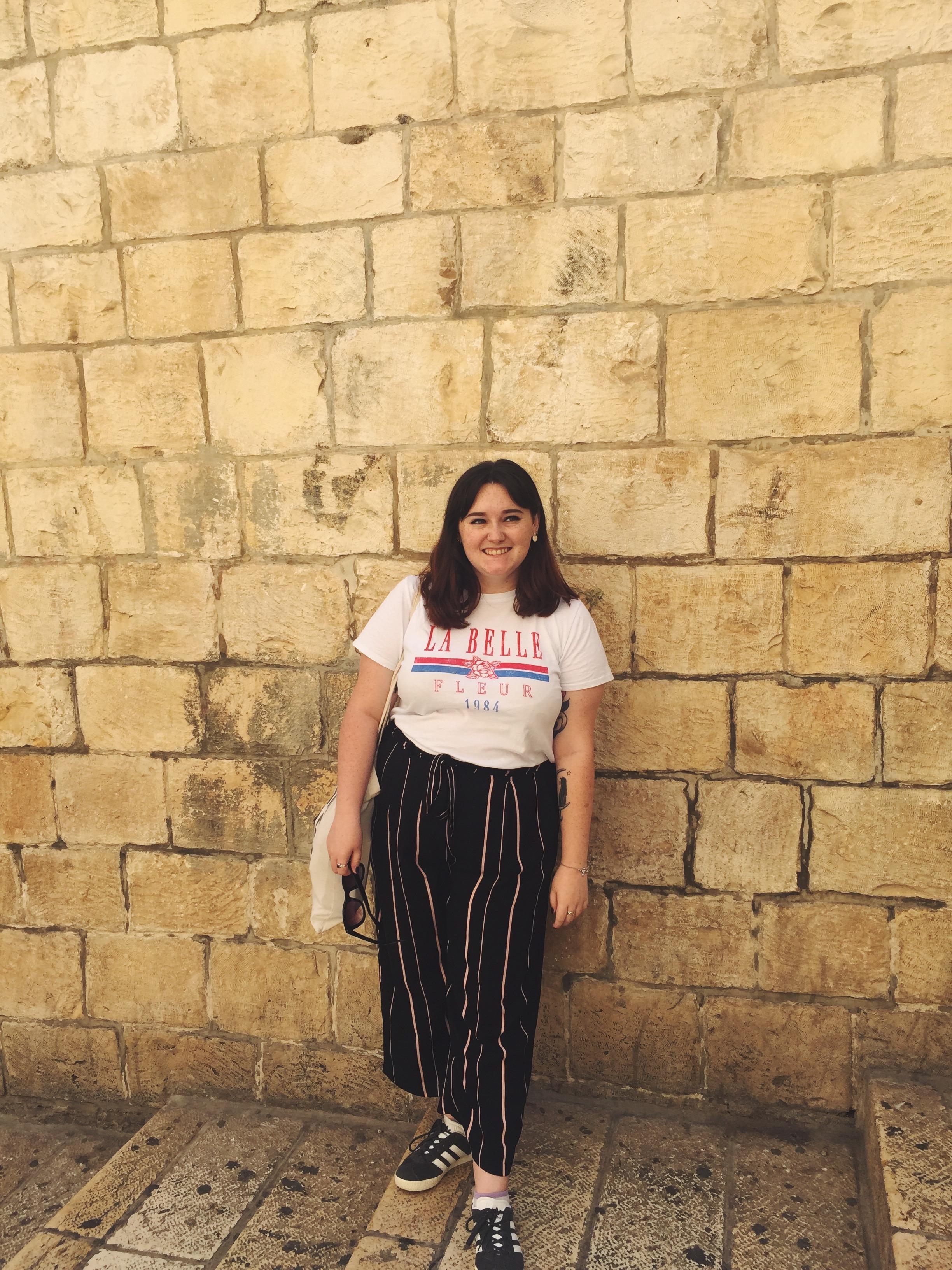 Hannah Jayne mental health body confidence self-care