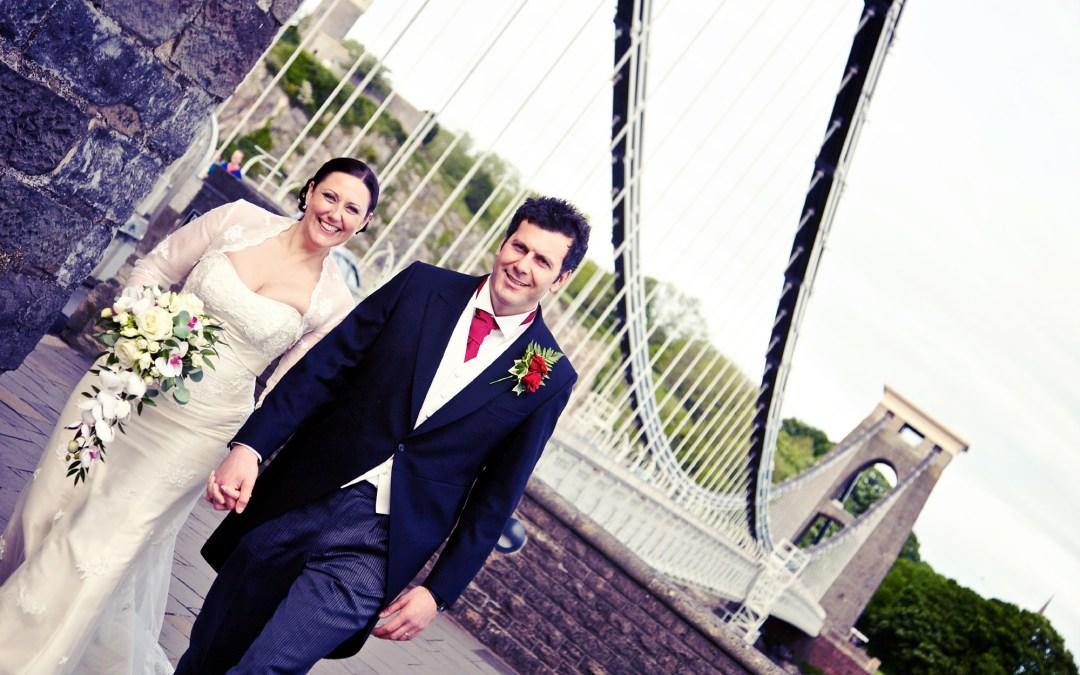 Alisa & Mehmet at Burwalls