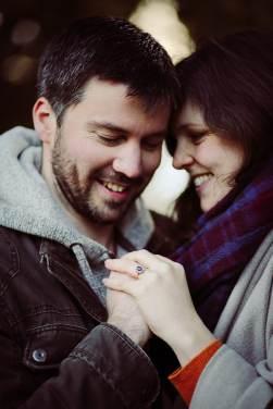 Engagement portraits Bristol