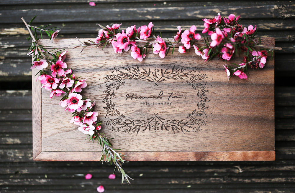 Digital USB wedding photography