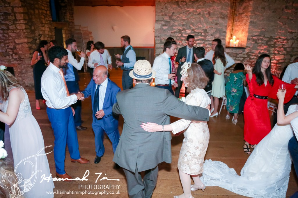 Dancing wedding photography