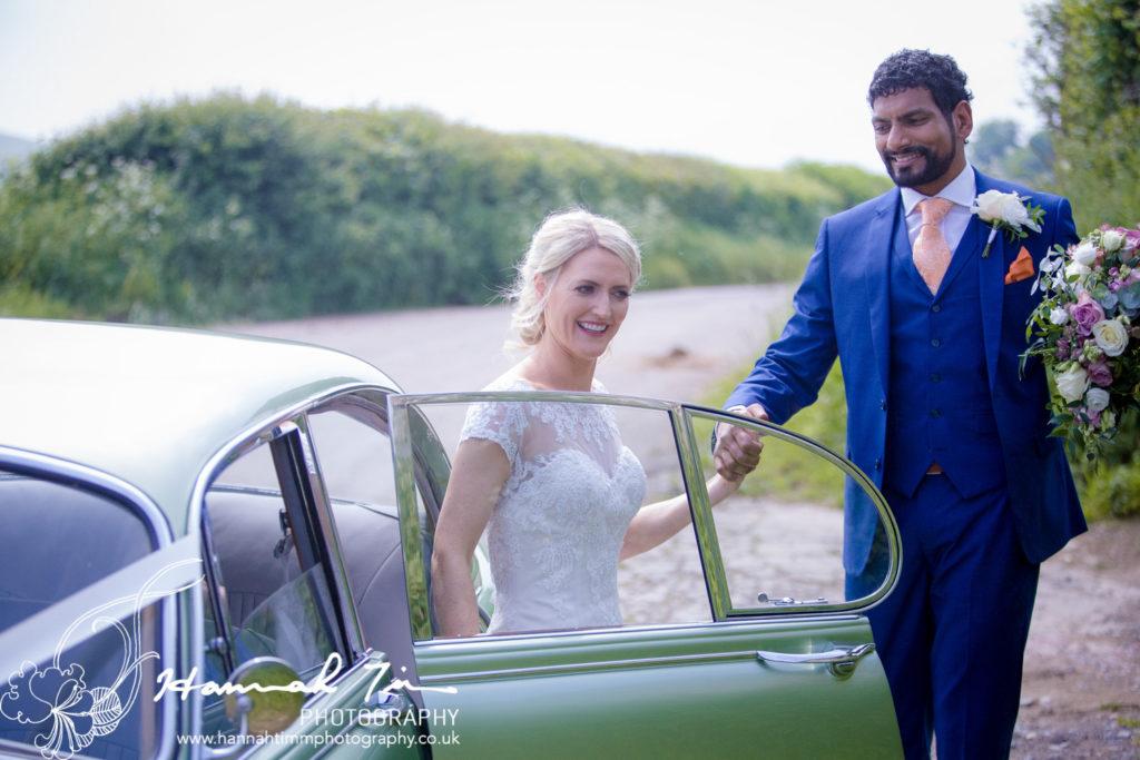 wedding car photography