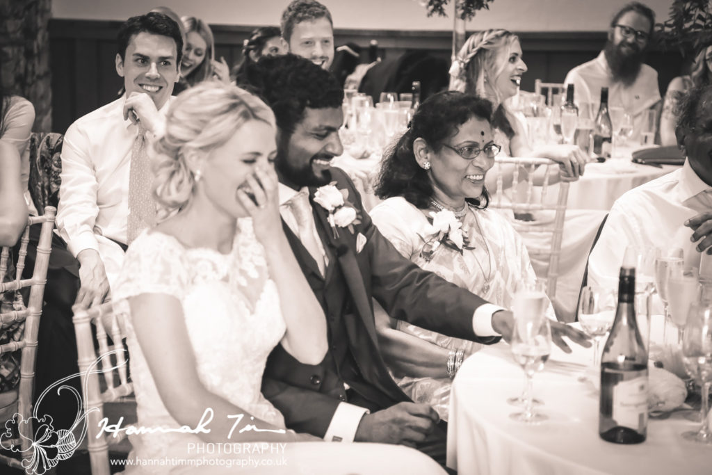 wedding photography laughter