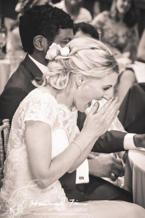 reactions wedding photography