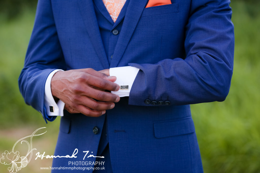 wedding photography cufflinks