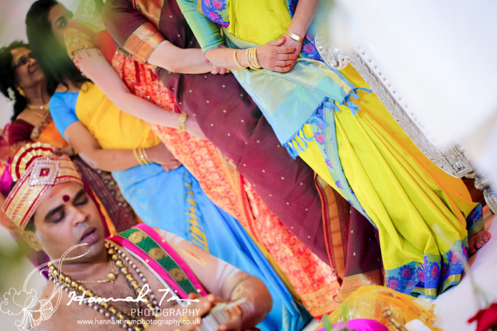 Hindu wedding photography