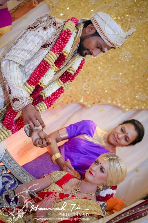 Thali Hindu wedding photography