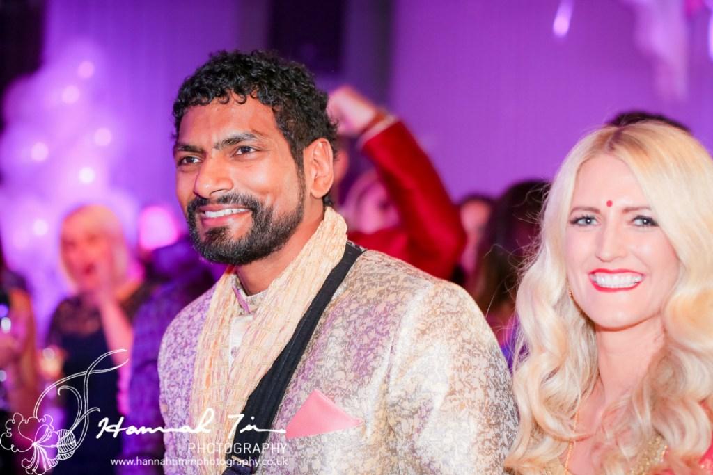 colourful wedding photography