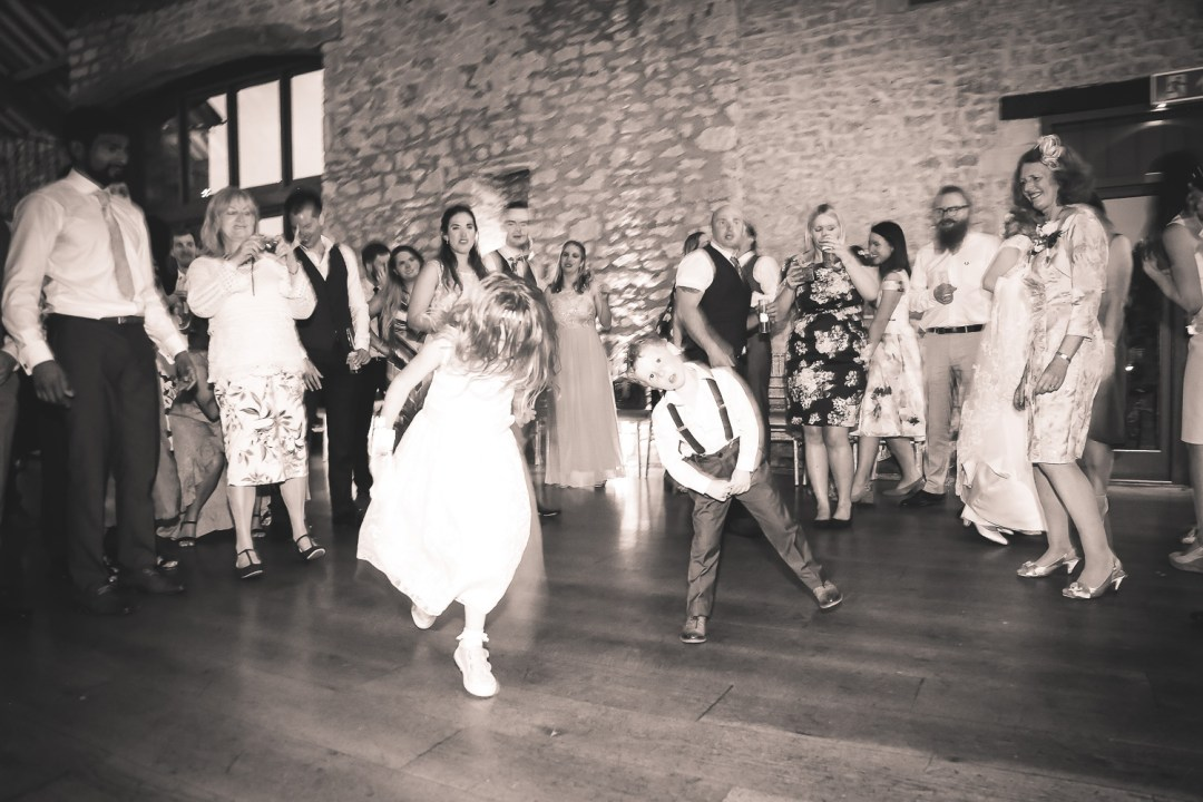 Tythe Barn wedding photographer