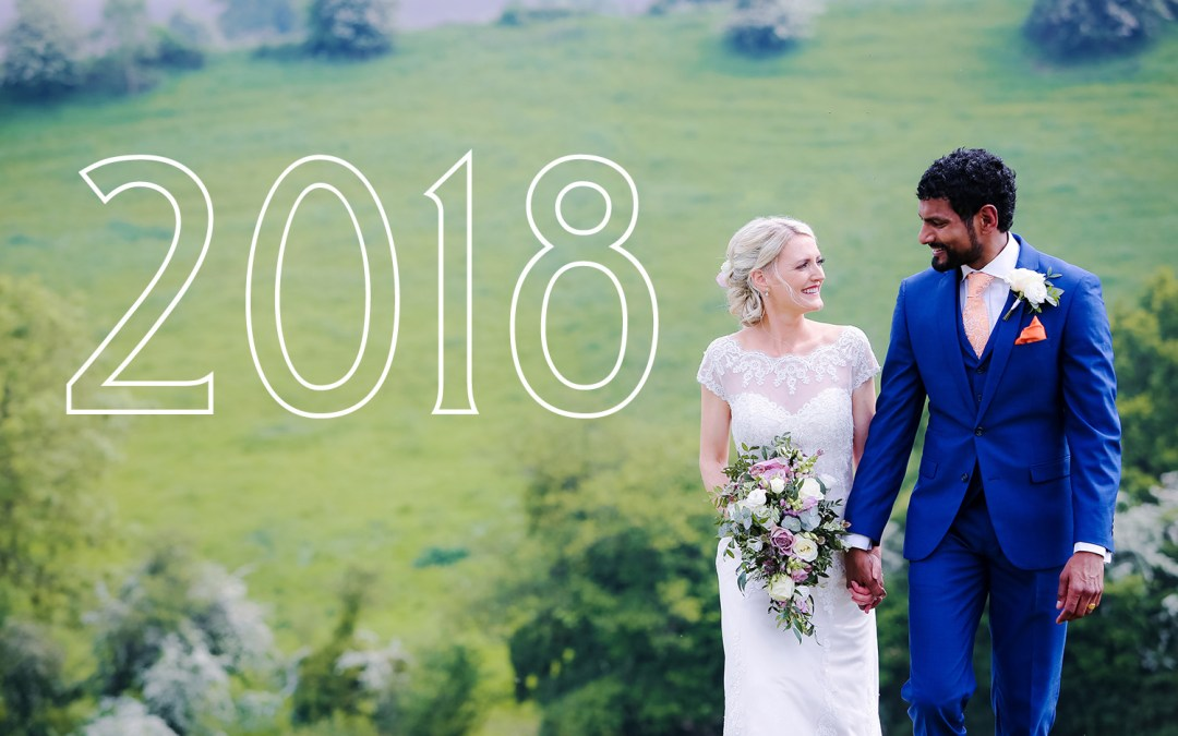 Award nominated Cardiff and South Wales Wedding Photographer 2018 highlights