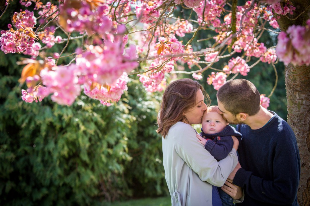 family photography spring