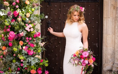 Bristol Wedding Photography; Colourful Spring Shoot