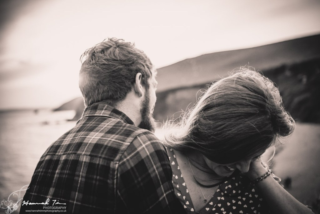 couples portraits cornwall