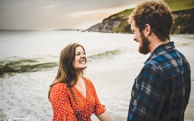 Engagement Portraits Cornwall