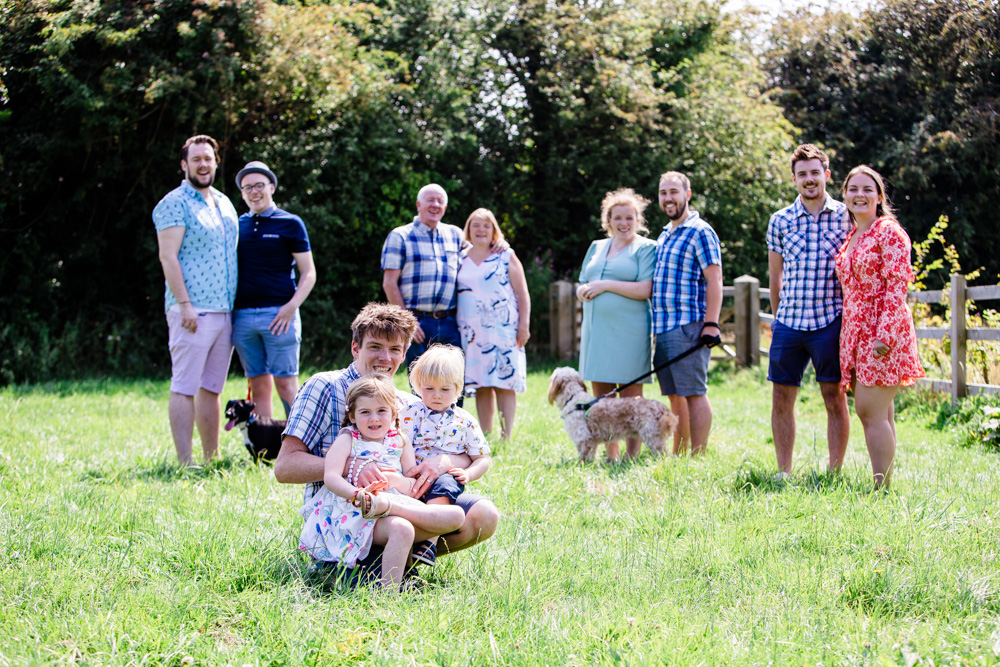family group photography Plymouth