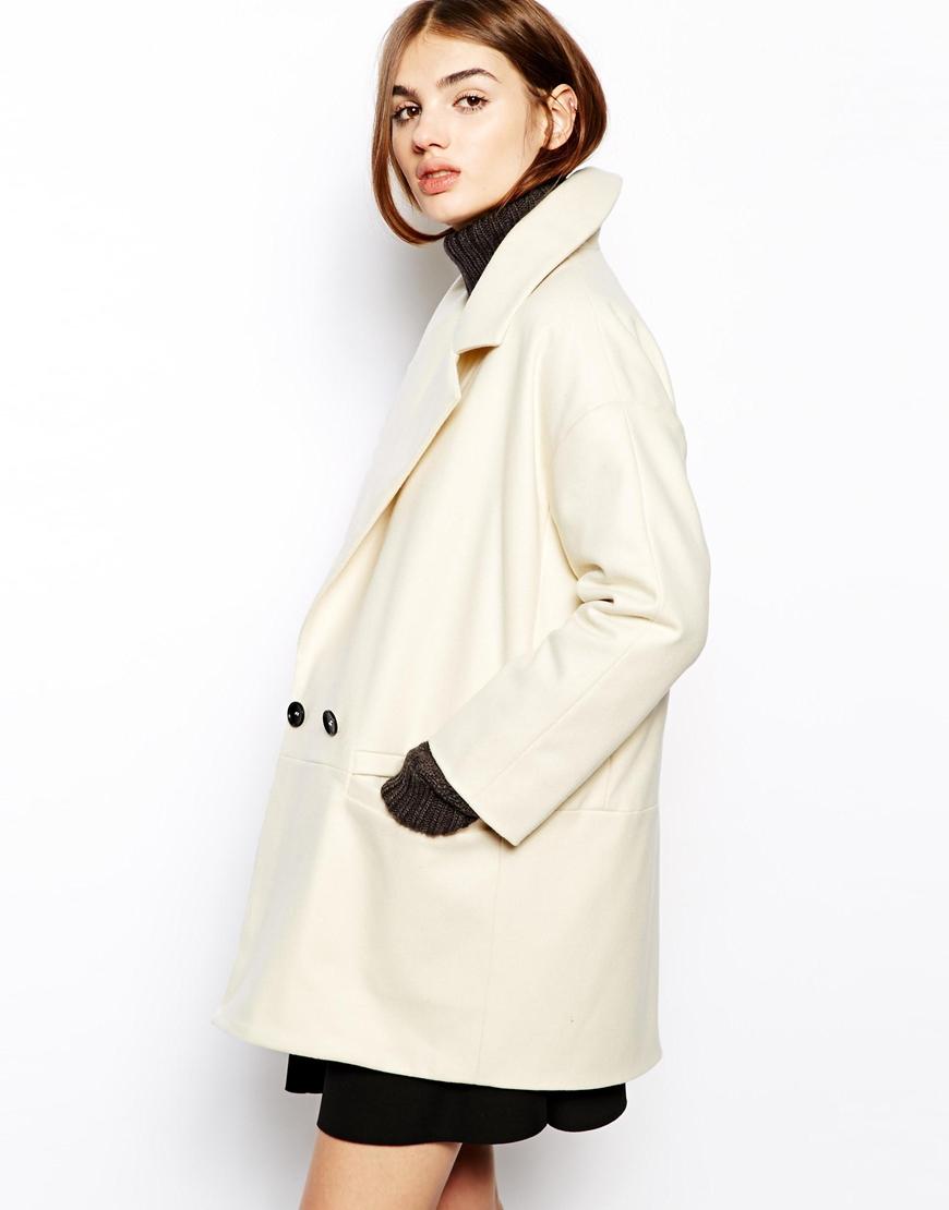 BZR overcoat,  £239