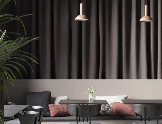 Ferm Living design Copenhagen's Asian fusion restaurant IBU