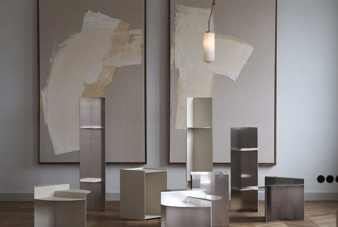 Spatial Sensibilities | an exhibition by Andreas Martin-Löf Arkitekter & Frama Studio